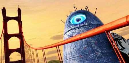 Monsters VS Aliens: The Video Game