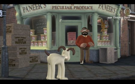 Wallace & Gromit's Grand Adventures Episode 4: The Bogey Man