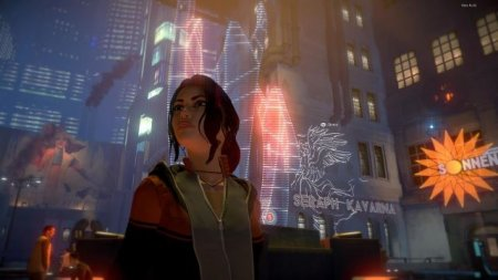 Dreamfall Chapters: The Longest Journey