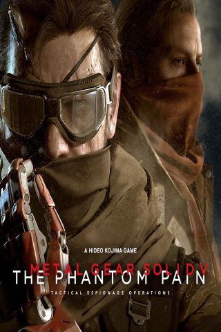 Metal Gear Solid 5: The Phantom