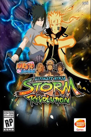 NARUTO SHIPPUDEN: Ultimate