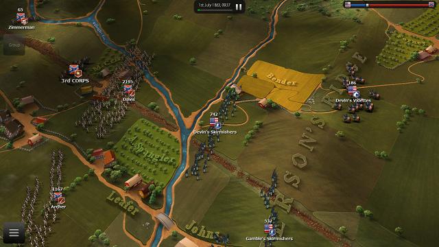 Ultimate general: gettysburg v1. 7 / + gog v1. 8 торрент, скачать.