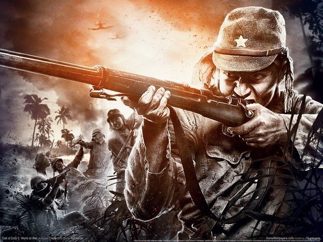 Скачать игру call of duty world at war zombies ii для iphone, ipad.