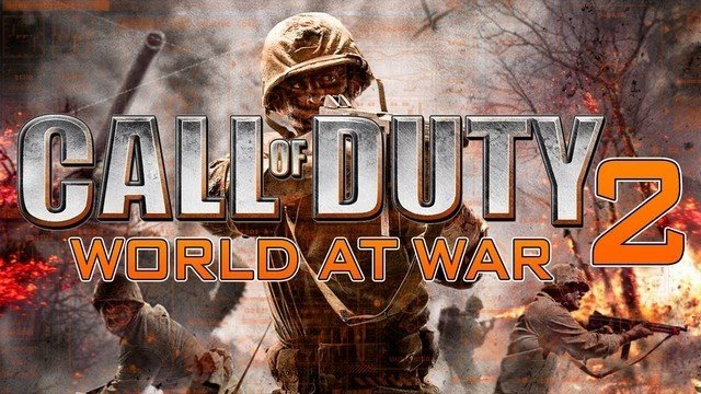 Call of duty: world at war скачать.