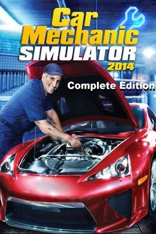 Установочный Файл Car Mechanic Simulator 2014