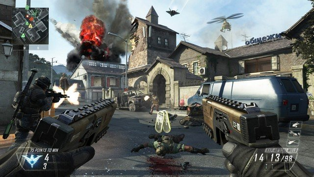 Call of duty: black ops 2 offline (2012) pc | repack от canek77.