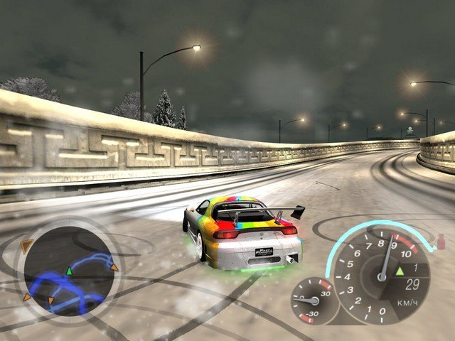 Need for Speed: Underground 2 - Super Urban Pro скачать