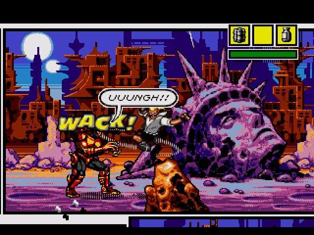 комикс зон скачать игру на компьютер - фото 4
