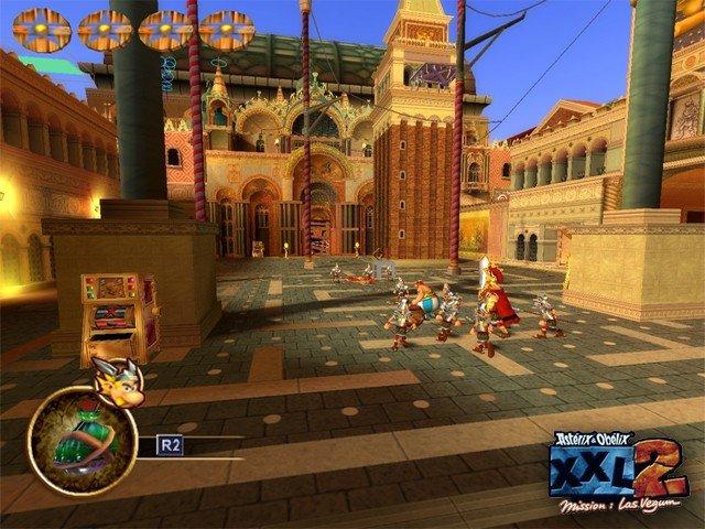 Скриншот asterix & obelix xxl 2: mission las vegum #4228.