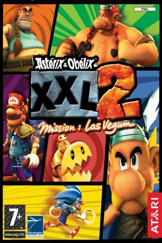Asterix and obelix xxl 2: mission las vegum скачать торрент.