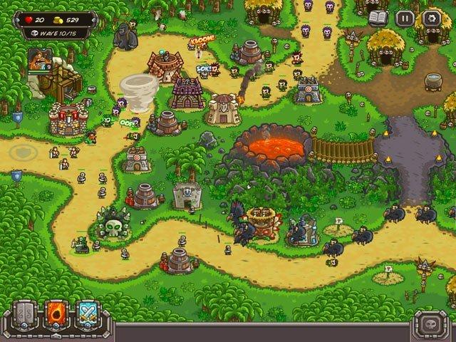 Скачать kingdom rush origins на компьютер