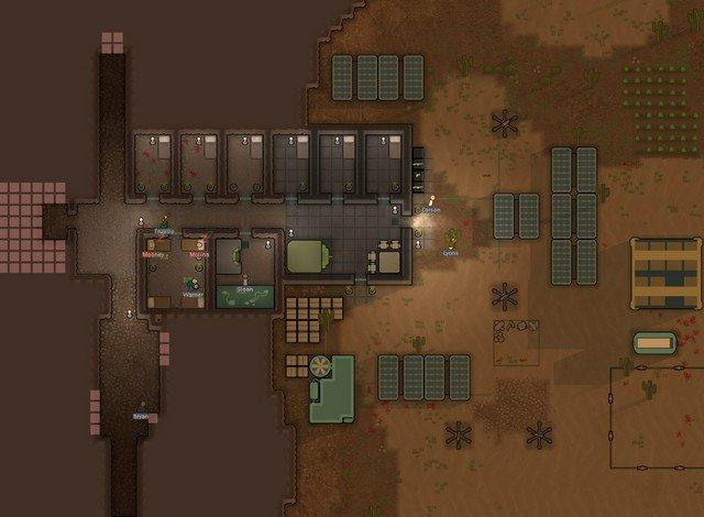 Игра Dark Colony скачать