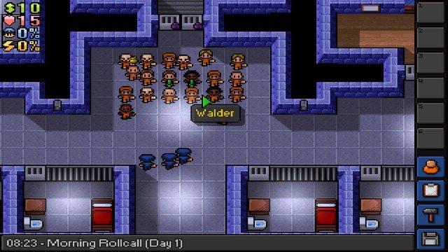 бежать из тюрьмы игра на андроид