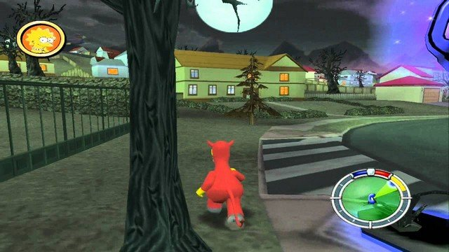 simpsons hit and run xbox iso