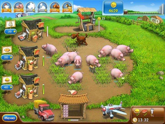 Игры ферма скачать о торрент
