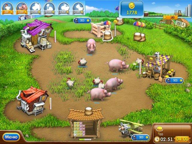 Скачать игру большая ферма на компьютер торрент