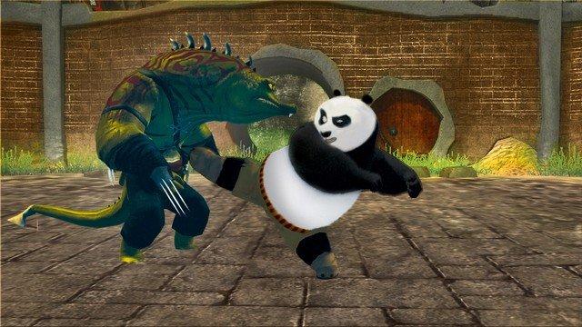 Кунг-фу панда скачать торрент бесплатно на pc.