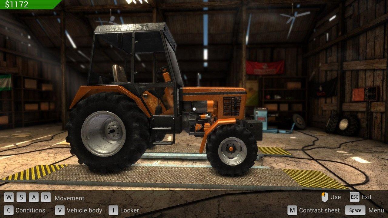 Скачать игру работа на тракторах через торрент