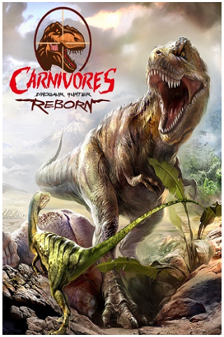 Скачать игры через торрент Охота на Динозавров