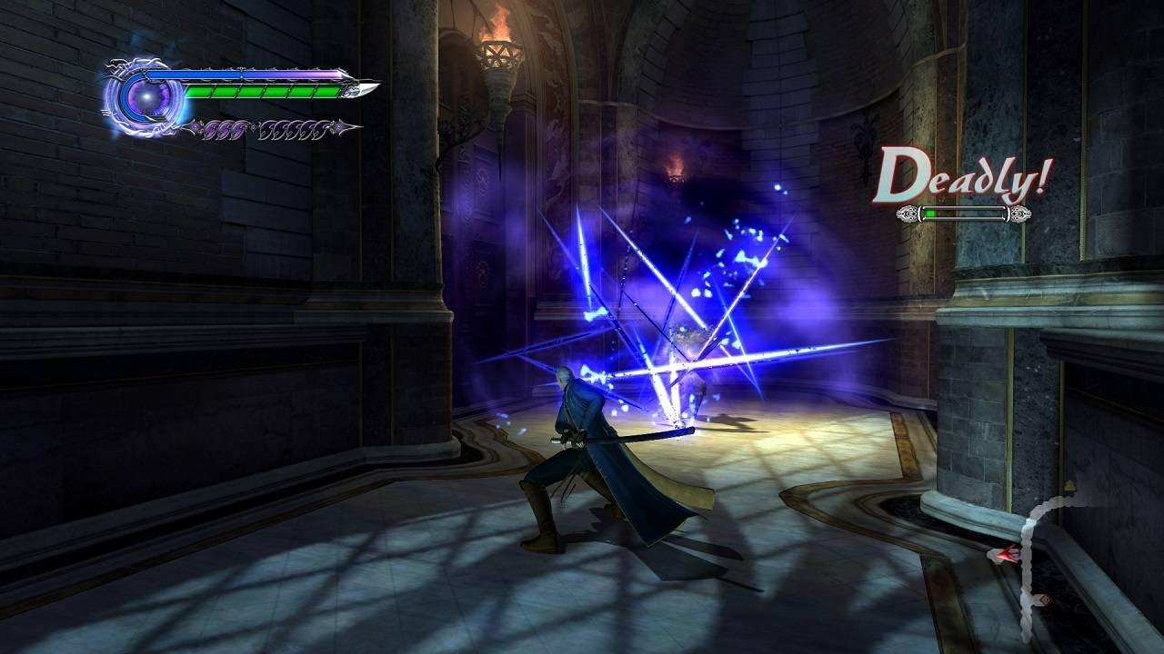 Официальные скриншоты — devil may cry 4 — игры — gamer. Ru.