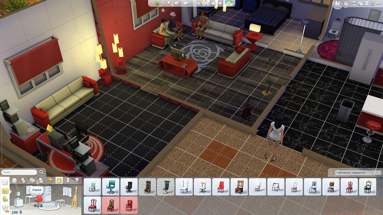 Sims 4 скачать торрент бесплатно.
