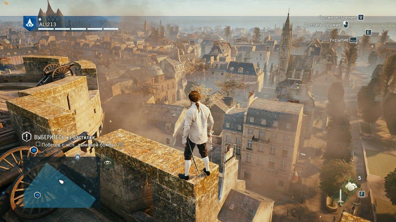 Assassin's creed: unity скачать торрент бесплатно на pc.