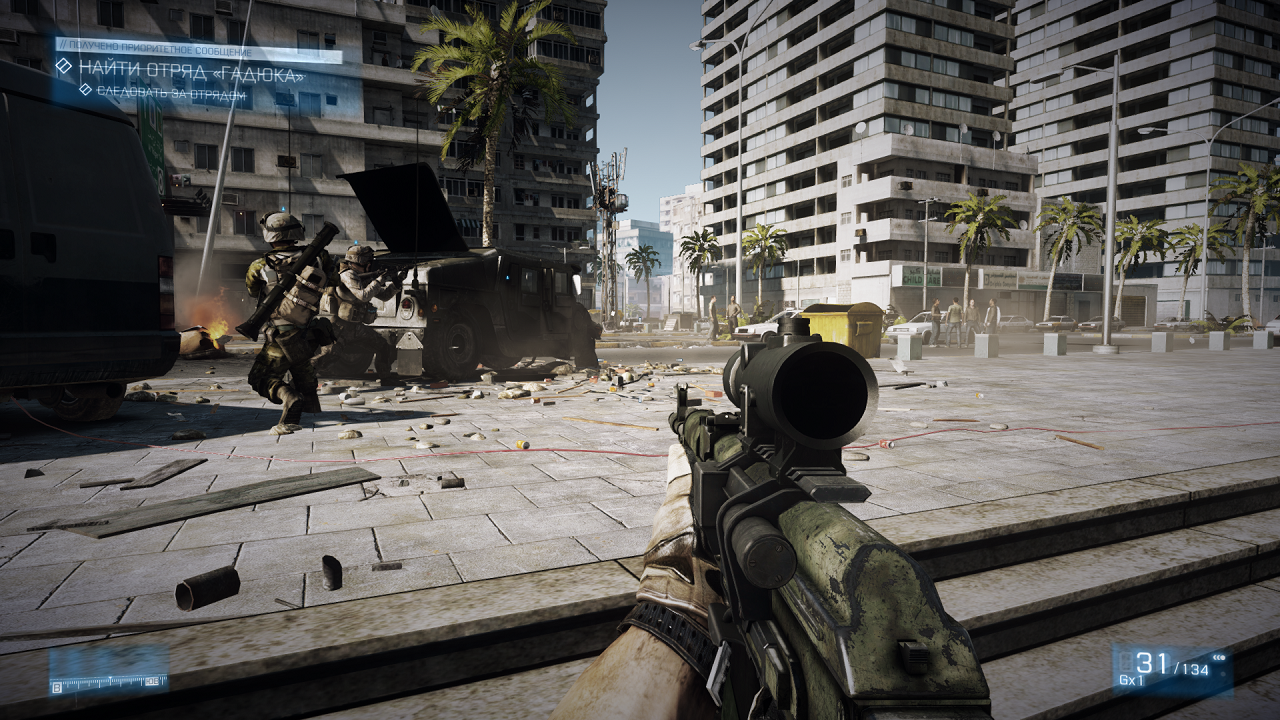 Battlefield 3 скачать рутор