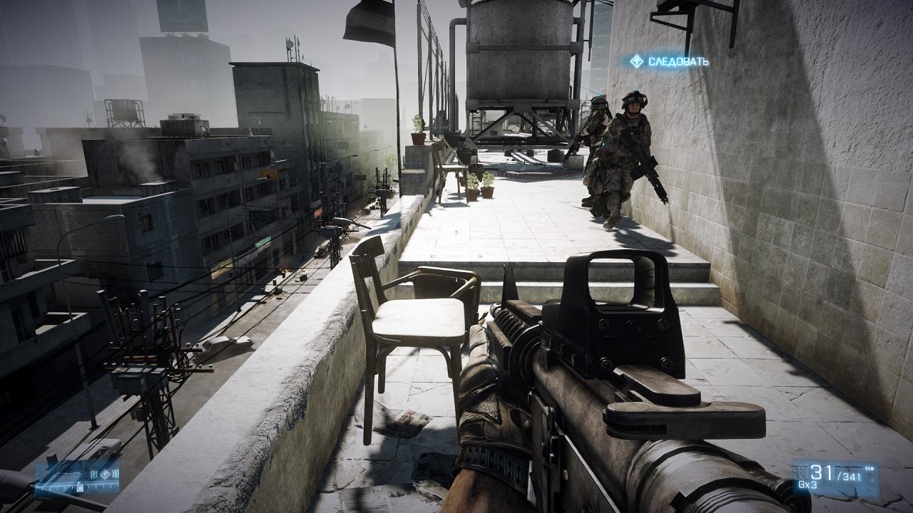 Battlefield 3 multiplayer / батлфилд 3 мультиплеер скачать торрентом.