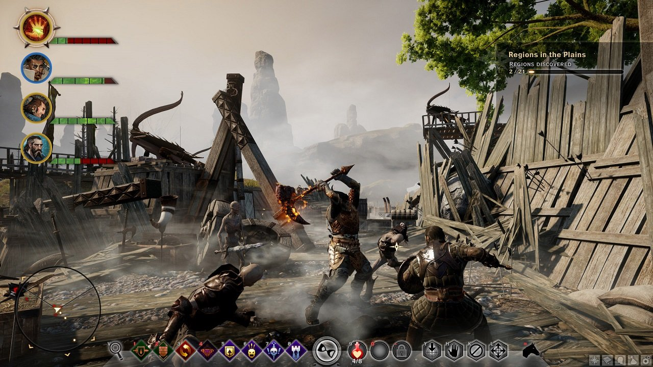 Скачать игру dragon age: inquisition digital deluxe edition.