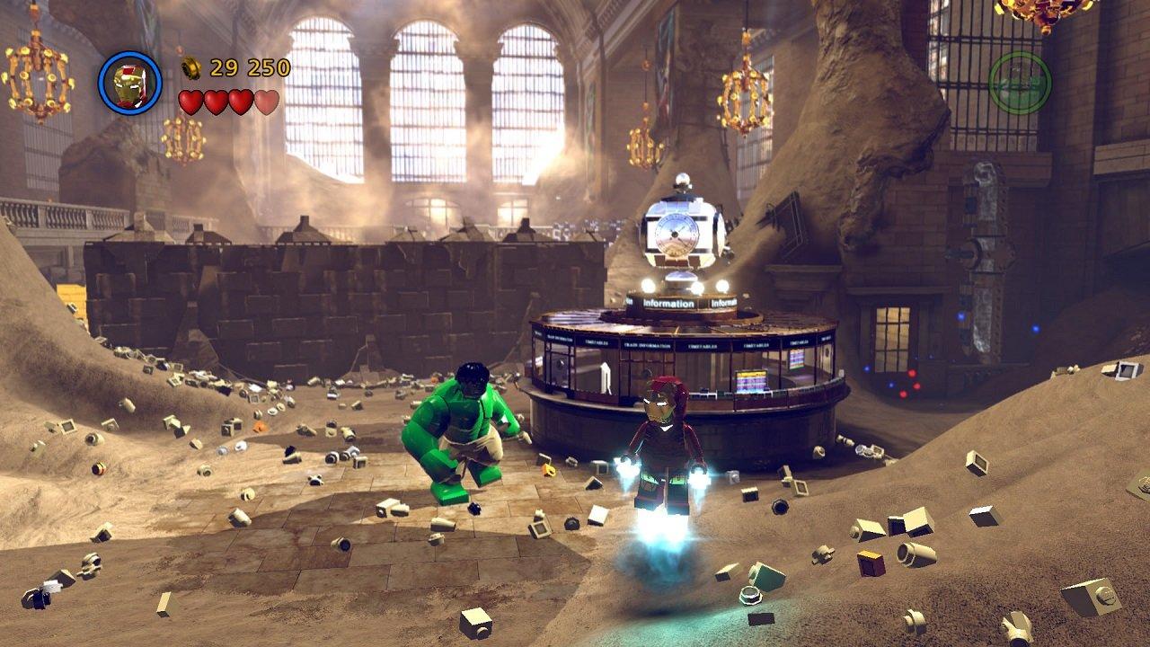 Скачать через торрент lego marvel