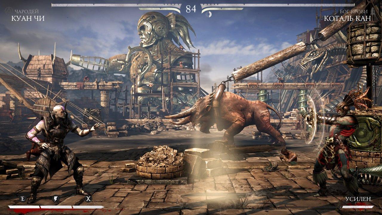 Mortal kombat x [repack] от r. G. Механики скачать торрент.