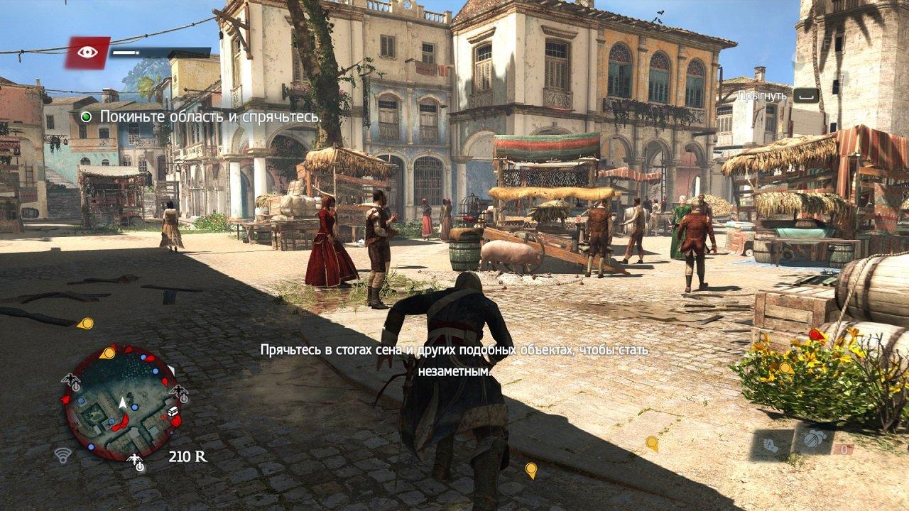 Скачать assassins creed 4 black flag механики.