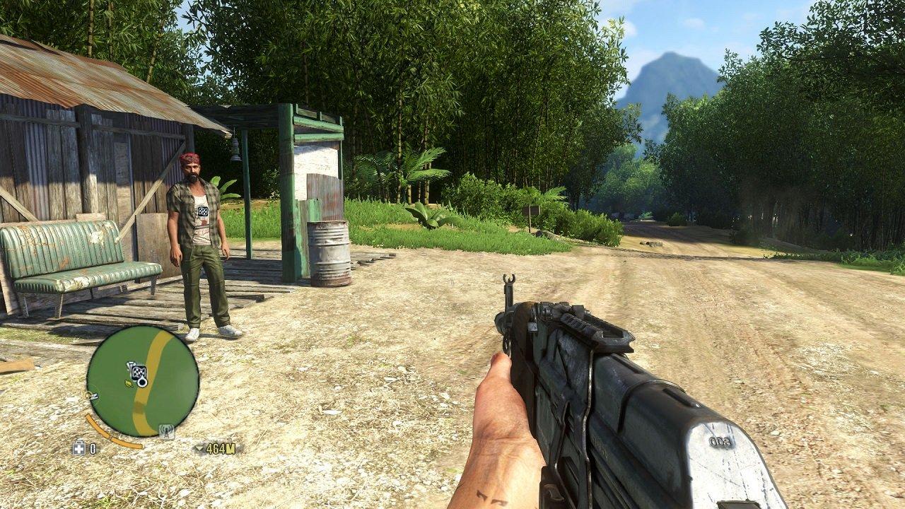 Far cry 3 скачать торрент на русском механики.