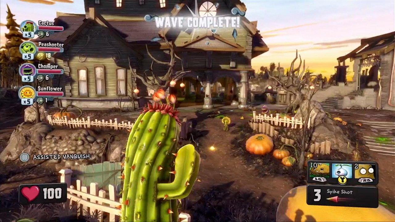 Plants Vs Zombies Garden Warfare Pc 6