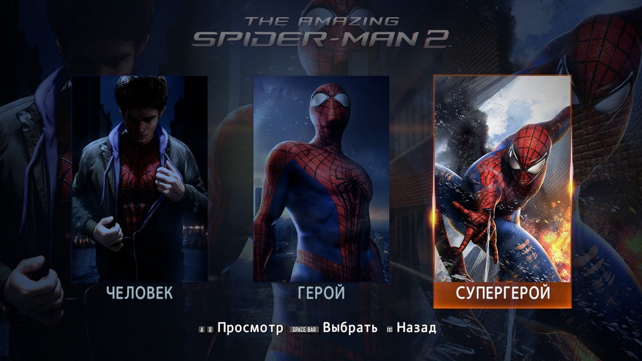 торрент скачать человек паук 2014