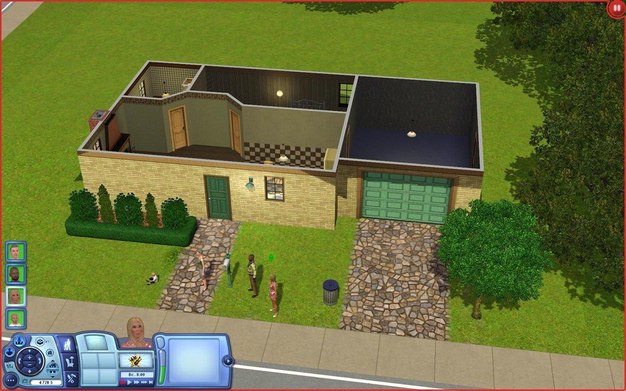 Sims 3 как скачать с файлообменников - 7f58b