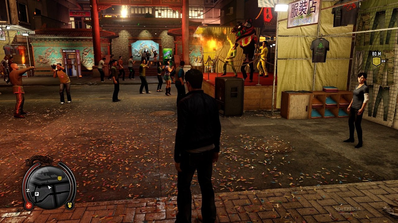 Скачать sleeping dogs торрент с модами
