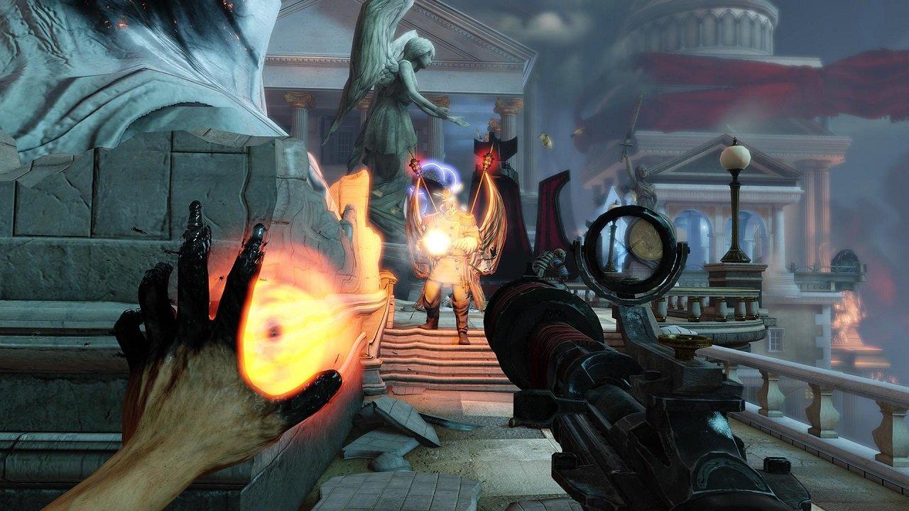 Bioshock infinite скачать торрент бесплатно русская версия.