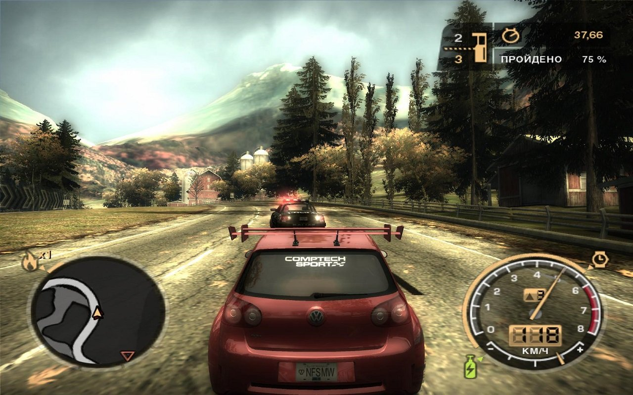 Торрент nfs most wanted.