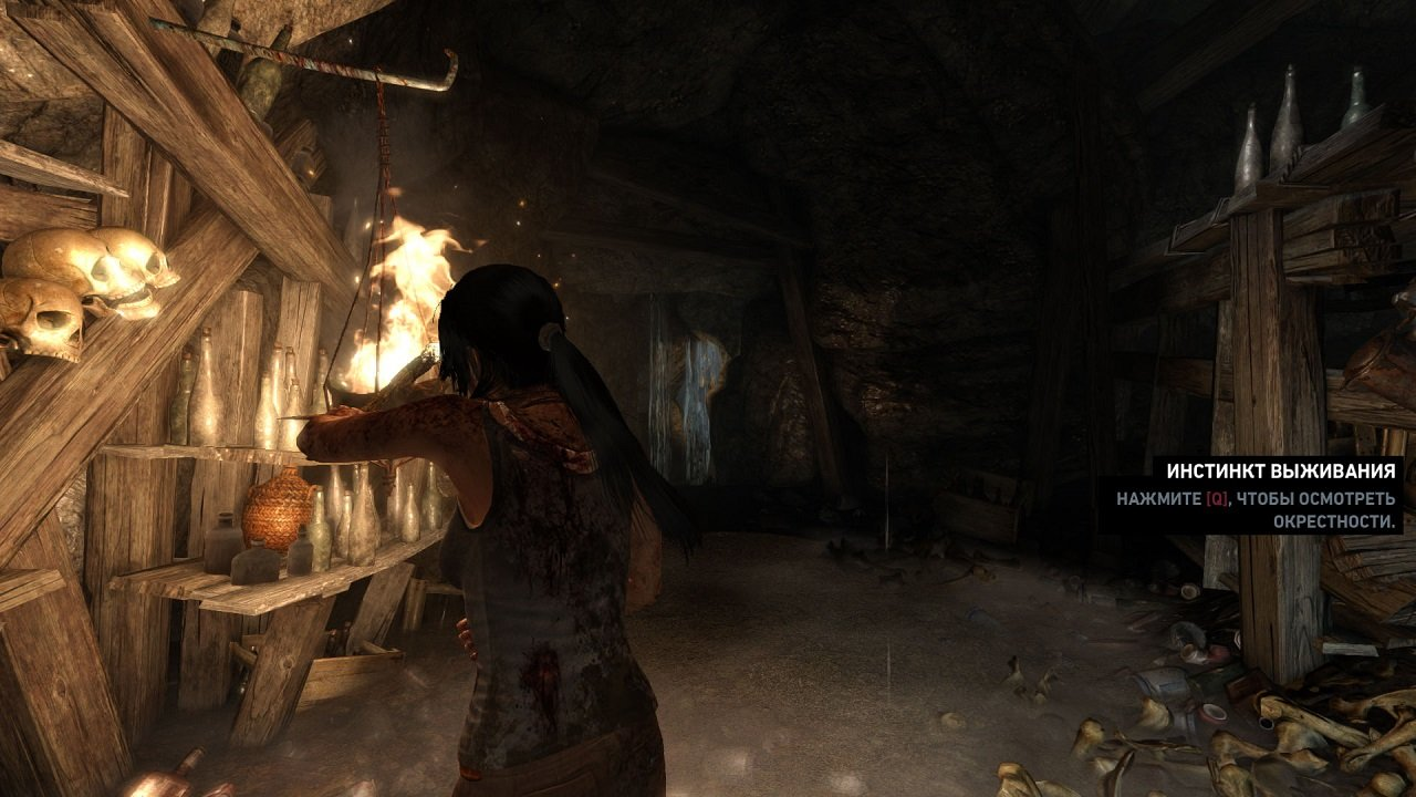 Tomb raider: survival edition (rus/eng/2013/multi13/repack by.