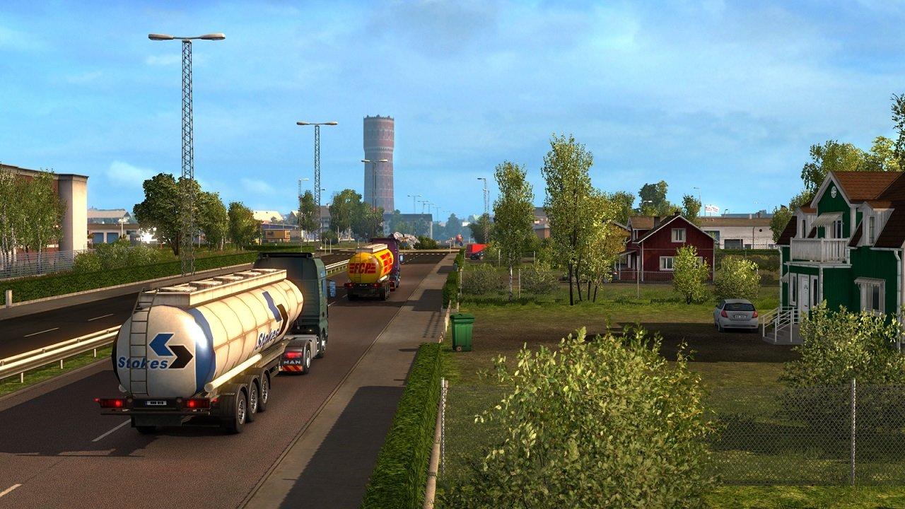 German truck simulator скачать игру торрент бесплатно.