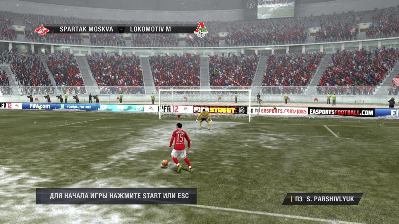 Fifa 12 (2011) repack rus скачать через торрент на pc бесплатно.