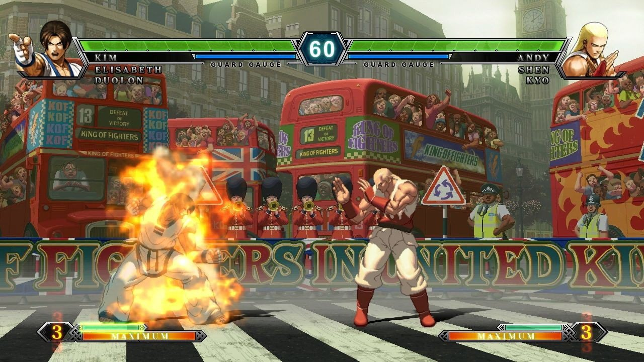 King Of Fighters Торрент