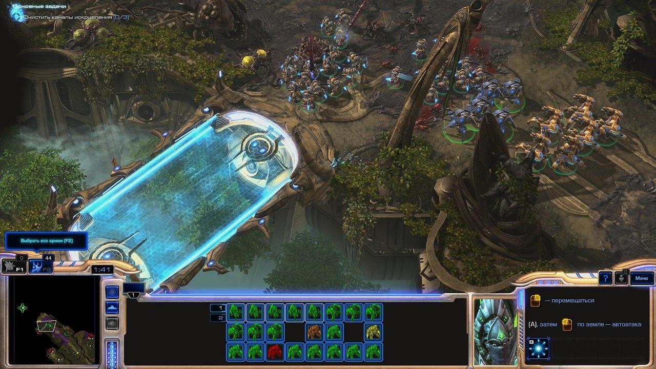 Старкрафт 3 скачать через торрент