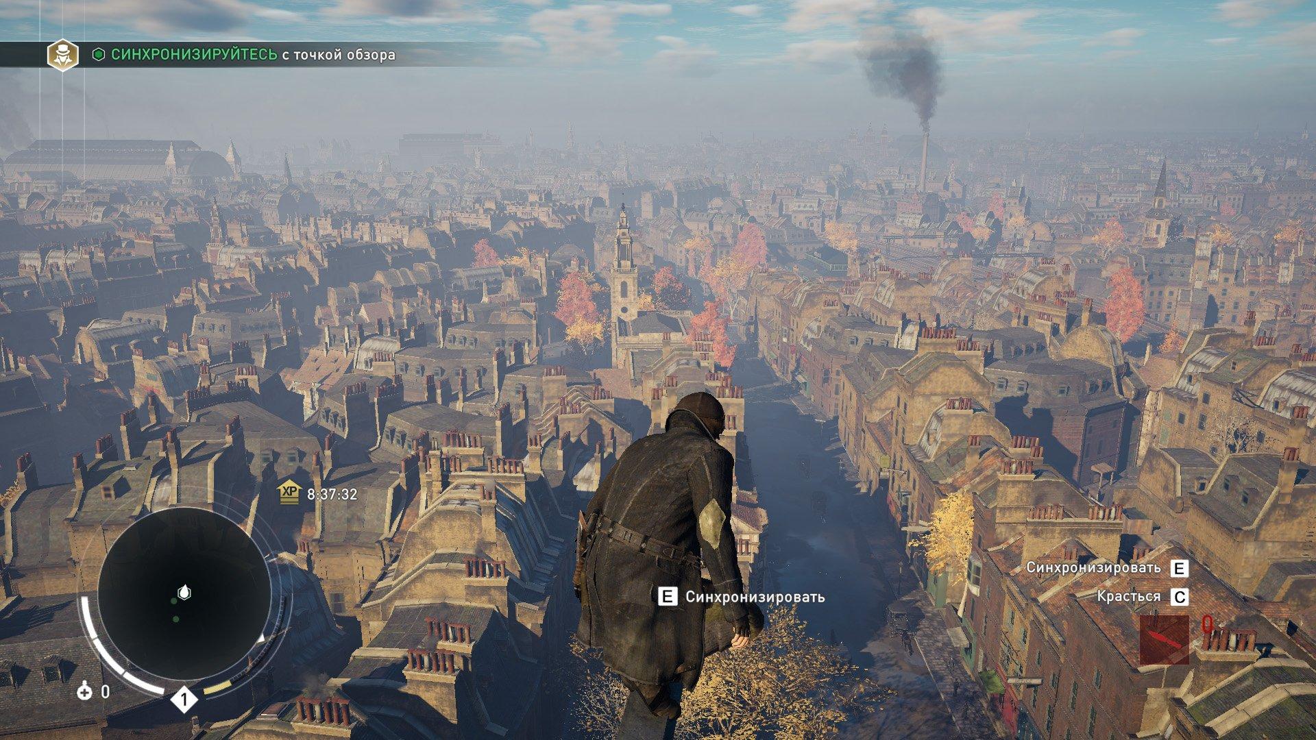 Игра Assassins Creed Syndicate Системные Требования
