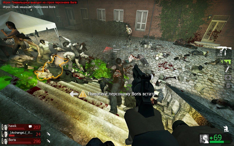 Скачать игру left 4 dead 4 торрент.
